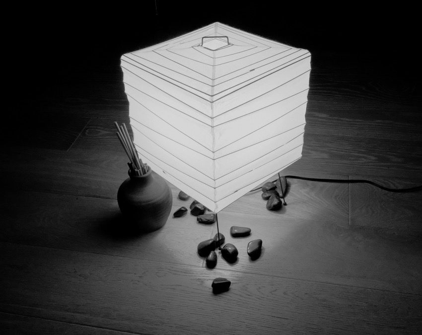 Image of Noguchi Lamp for Reiki for the Actor